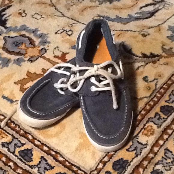 ROUTE 66 Shoes   Kids Blue Lace Up